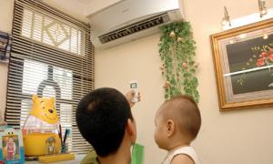 Sử dụng điều hòa đúng cách để mang lại không khí trong lành trong gia đình bạn
