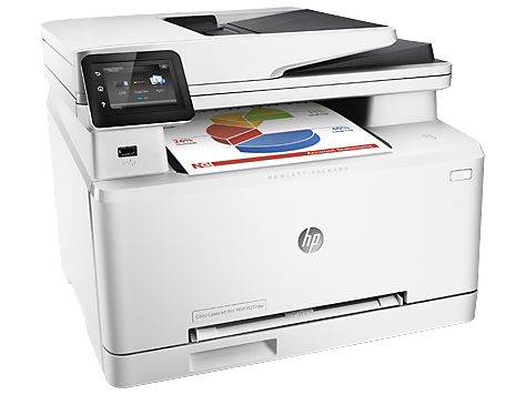 Máy in HP LaserJet Pro 200 M277dw Clr MFP – B3Q11A