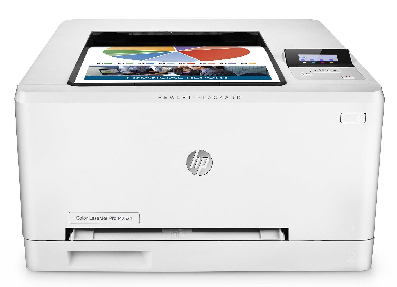HP LaserJet Pro 200 Color M252n Printer – B4A21A