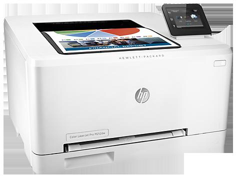 HP LaserJet Pro 200 Color M252dw Printer – B4A22A