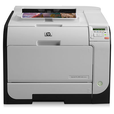 HP LaserJet Pro 400 color Printer M451nw – CE956A