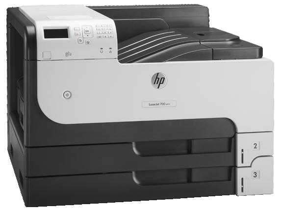 HP LaserJet Enterprise 700 M712n Printer – CF235A