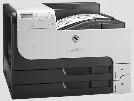 HP LASERJET ENTERPRISE 700 M712DN – CF236A