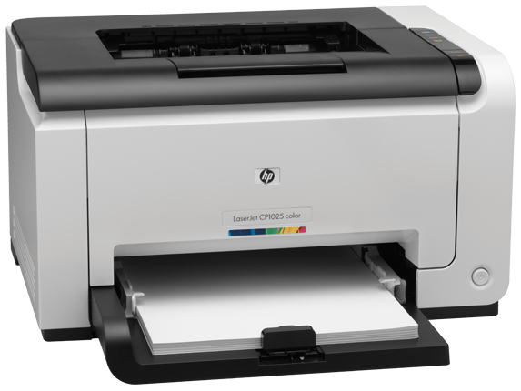 HP LaserJet Pro CP1025 Color Printer – CF346A