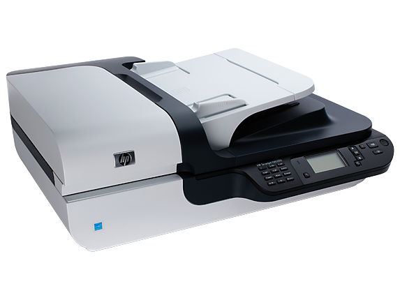 HP Scanjet N6350 Network Fltbd Scanner – L2703A