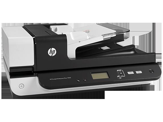HP Scanjet ENT 7500 Flatbed Scanner – L2725B