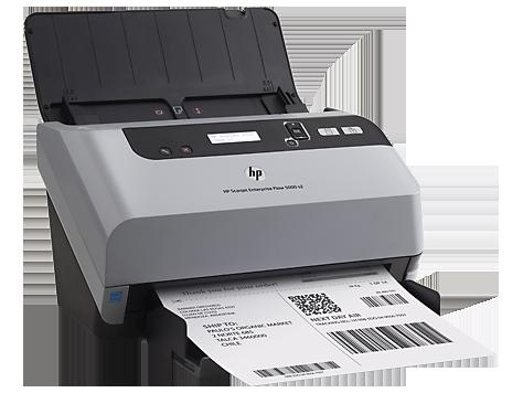 HP SCANJET ENT FLOW 5000 S2 SHEET – L2738A